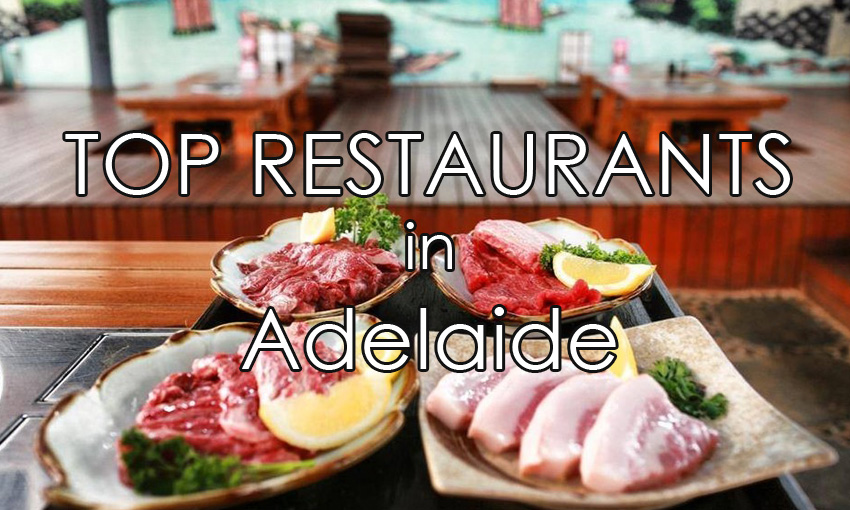 Top Restaurants in Adelaide